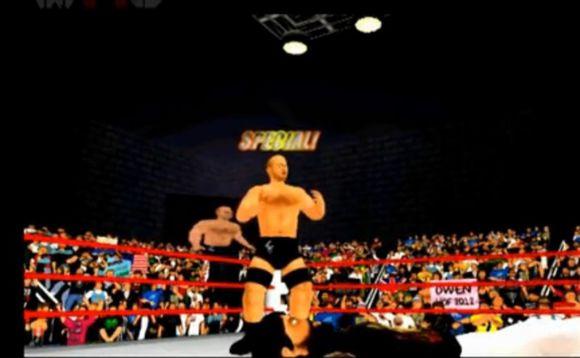 TWC4全明星摔角