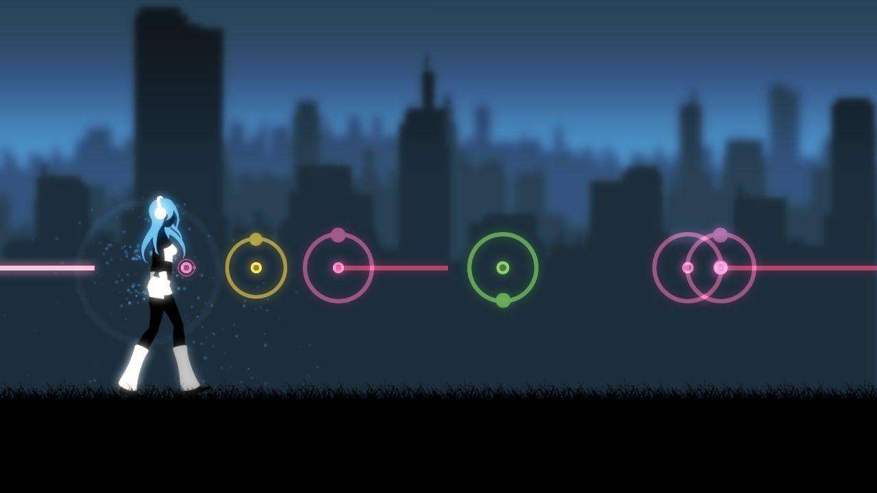 逃脱旋律-音乐游戏
