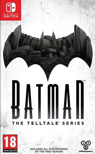 NS蝙蝠侠秘密系谱-主机游戏