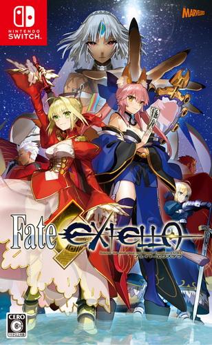 NS Fate/Extella-主机游戏