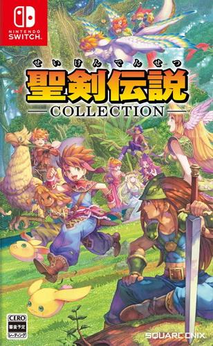 NS圣剑传说典藏版-主机游戏