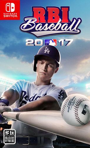 NS RBI棒球17-主机游戏