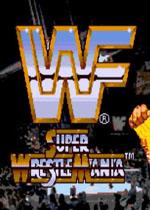 MD WWF超级摔角2-主机游戏