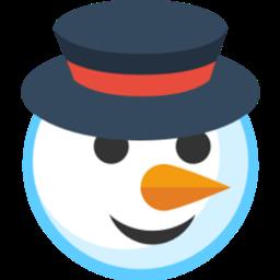 雪人宝盒二维码