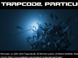 AE Particpar插件破解版 4.1 中文版