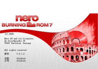 Nero7.0简体中