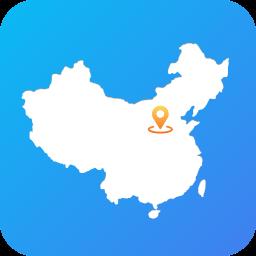 中国地图超大