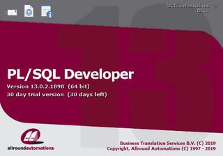 PLSQL Developer 13永久激活版 13.0.5.1908