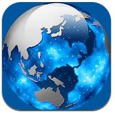 世界地图电子版 可放大版