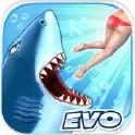 饥饿的鲨鱼进化官方版