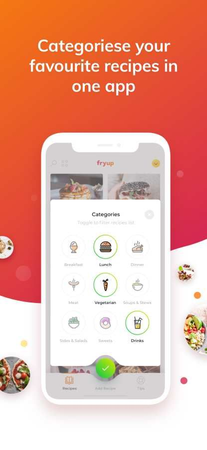 Fryup食谱APP软件下载官方版图片4
