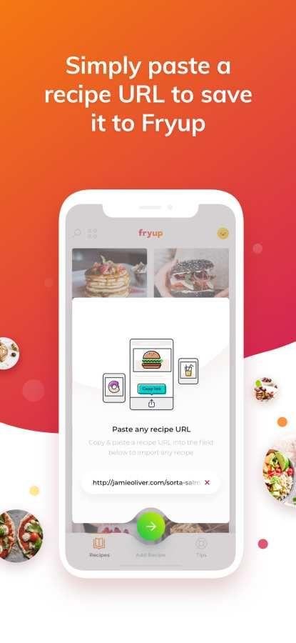 Fryup食谱APP软件下载官方版图片2