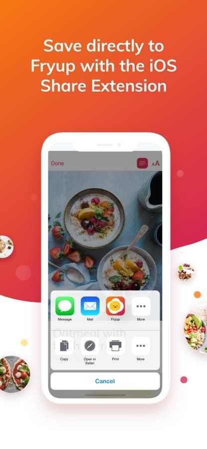 Fryup食谱APP软件下载官方版图片3