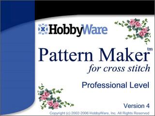 pattern maker for cross stitch 1.0 汉化破解版