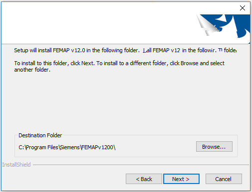 FEMAP 12破解补丁使用教程-FEMAP 12图文安装教程