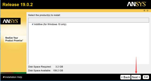 ANSYS Additive 19.0.2 Win64 图文安装破解教程