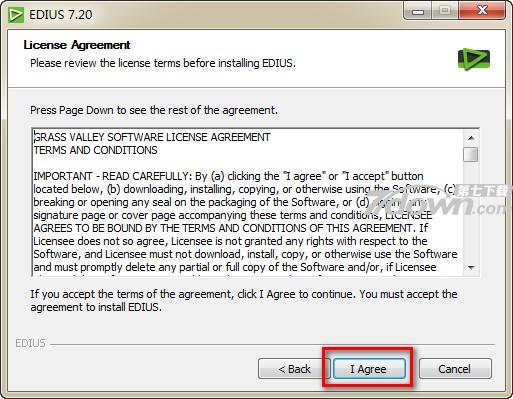EDIUS7 WIN7详细图文安装教程