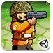 特种兵与动物-射击小游戏