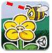 纸蜜蜂-射击小游戏