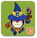 元素魔法师-射击小游戏