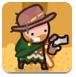 牛仔复仇记中文版-射击小游戏