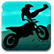 暗黑轻摩托特技-体育小游戏