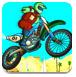 山路摩托挑战赛-体育小游戏