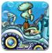 海绵家族拖拉机-体育小游戏