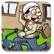 送信员自行车停车-体育小游戏