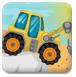挖掘机赛车-体育小游戏