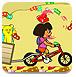 朵拉运送黏黏糖-体育小游戏