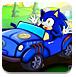 索尼克汽车比赛-体育小游戏