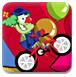 马戏团自行车表演-体育小游戏