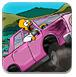 辛普森汽车之旅-体育小游戏