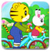 巧虎骑车-体育小游戏