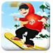 特技滑板挑战-体育小游戏
