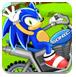 索尼克摩托车比赛-体育小游戏