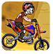 崎岖山路摩托车-体育小游戏