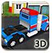 3D货运大卡车-体育小游戏