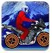 雪山摩托-体育小游戏