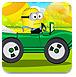 小黄人驾驶汽车-体育小游戏