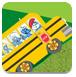 蓝精灵校车驾驶-体育小游戏