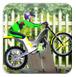 摩托技巧之障碍赛-体育小游戏