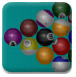 美式桌球-体育小游戏