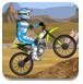 极限沙漠摩托车-体育小游戏