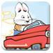 兔兔开汽车-体育小游戏