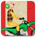 马戏团摩托车-体育小游戏