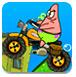 派大星海底摩托-体育小游戏