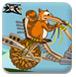 冰河世纪摩托车-体育小游戏