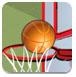 定点投篮训练-体育小游戏